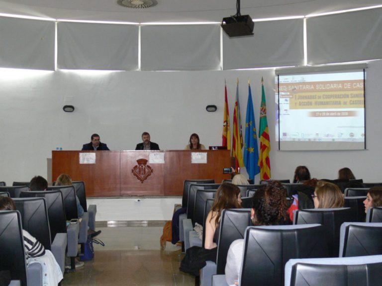 «Castellón celebró las I Jornadas de Cooperación Sanitaria y Acción Humanitaria»